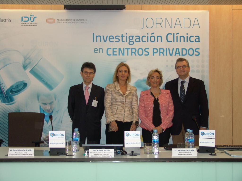 Jornada Investigación Clínica 2013