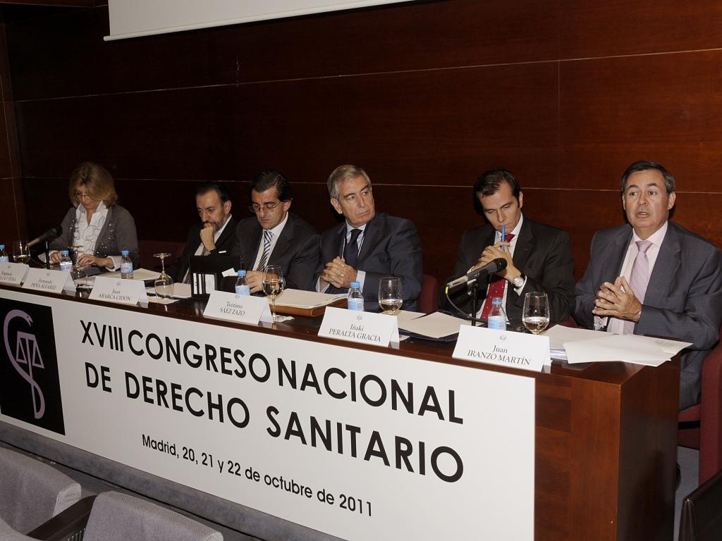 XVIII Congreso de Derecho Sanitario