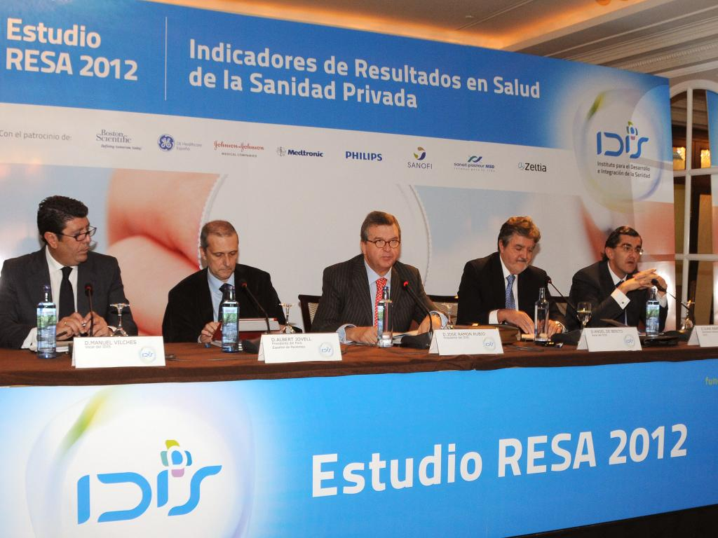 Estudio Resa 2012