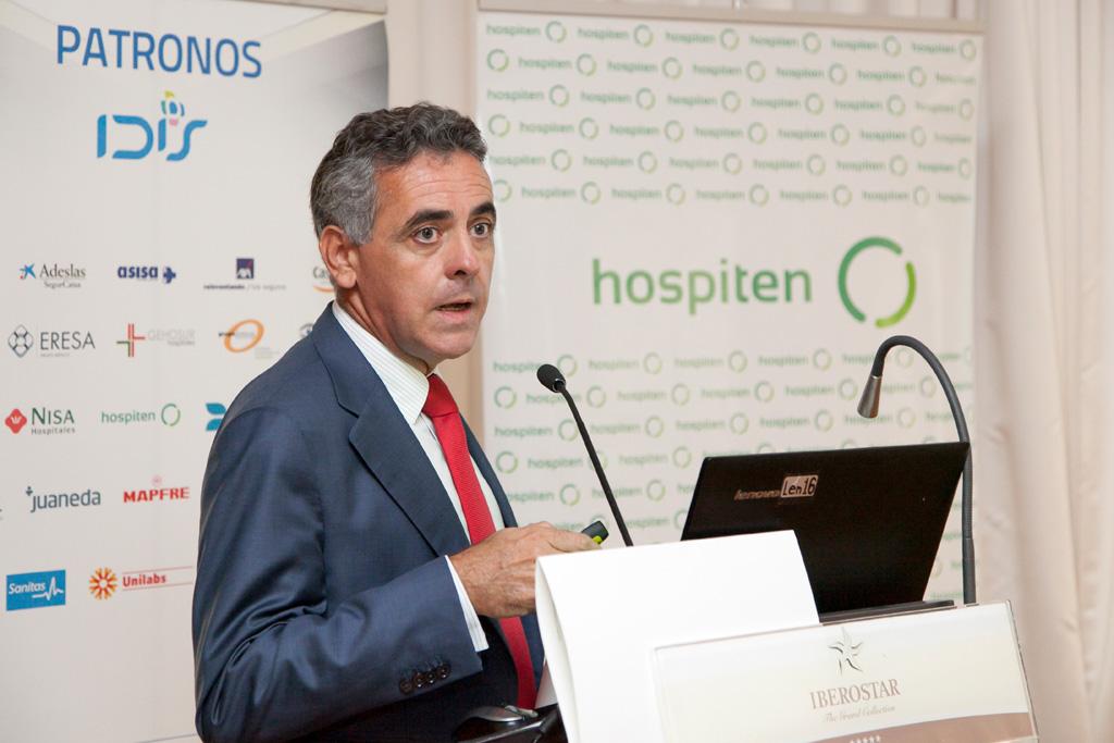 Jornada Sanidad Privada en Canarias 2014