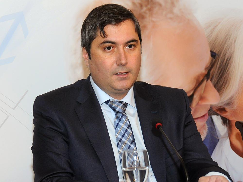 Luis Martínez, de Indra, abordó el enfoque metodológico