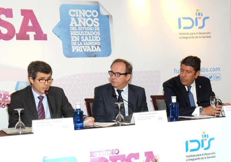 Acto de clausura a cargo de Adolfo Fdez-Valmayor y José Javier Castrodeza