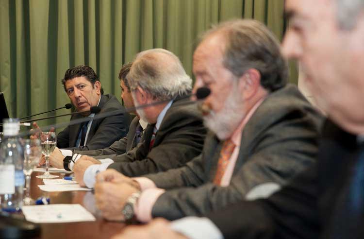 Manuel Vilches (IDIS) interviene en el debate
