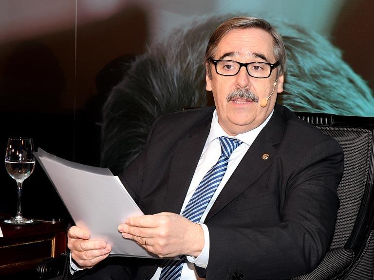 Fernando Mugarza, moderador de la Jornada