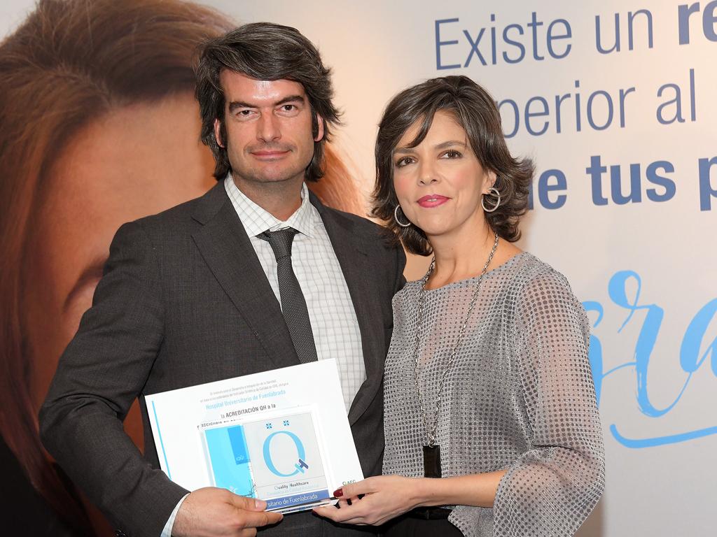 Hospital Universitario de Fuenlabrada. Madrid