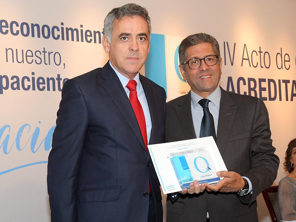 Centro de Especialidades Médicas Vecindario y Hospiten Roca. Las Palmas de Gran Canaria