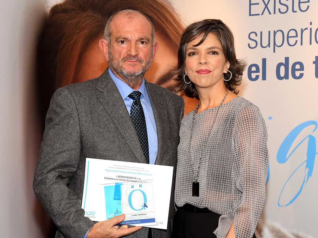 Organización Sanitaria Integrada (OSI) Bilbao Basurto