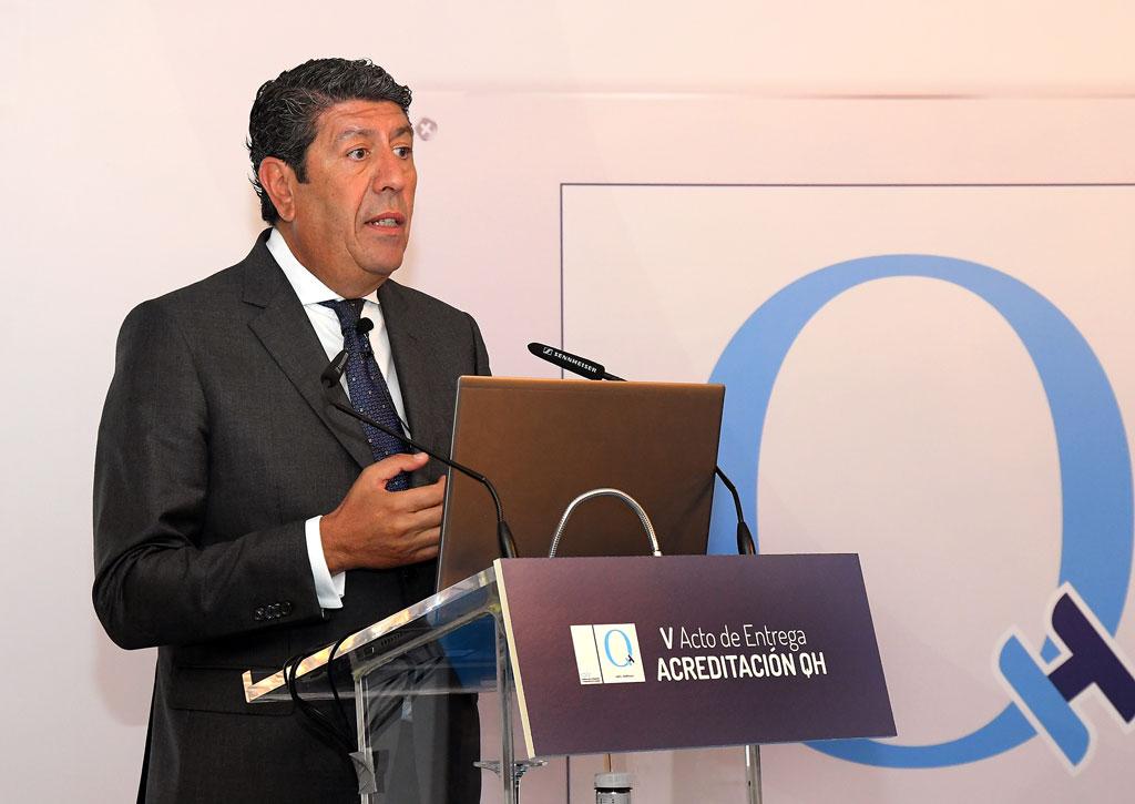Intervención de Manuel Vilches