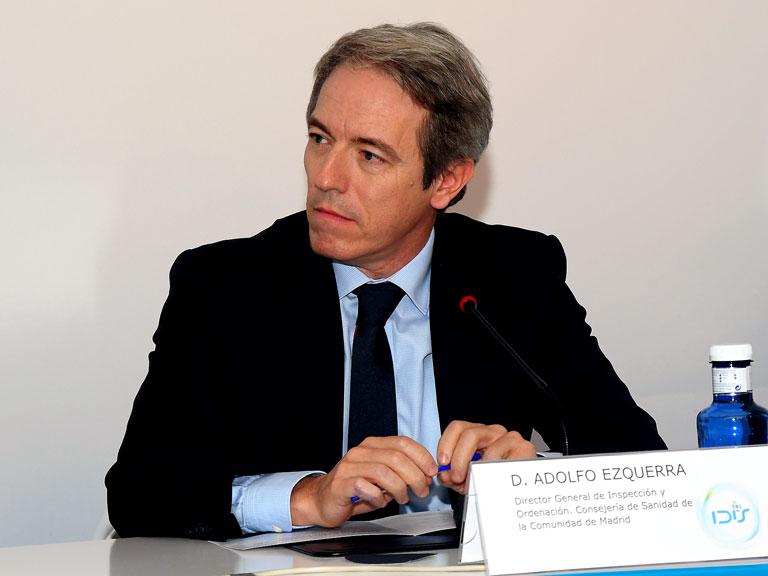 Adolfo Ezquerra (Consejería de Sanidad de Madrid)