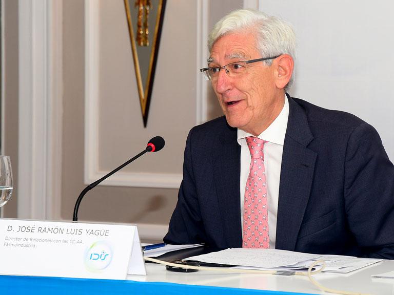 Jose Ramón Luis Yagüe (Farmaindustria)