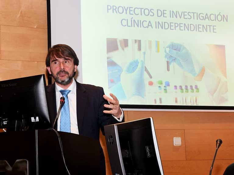 Cristóbal Belda (ISCIII)