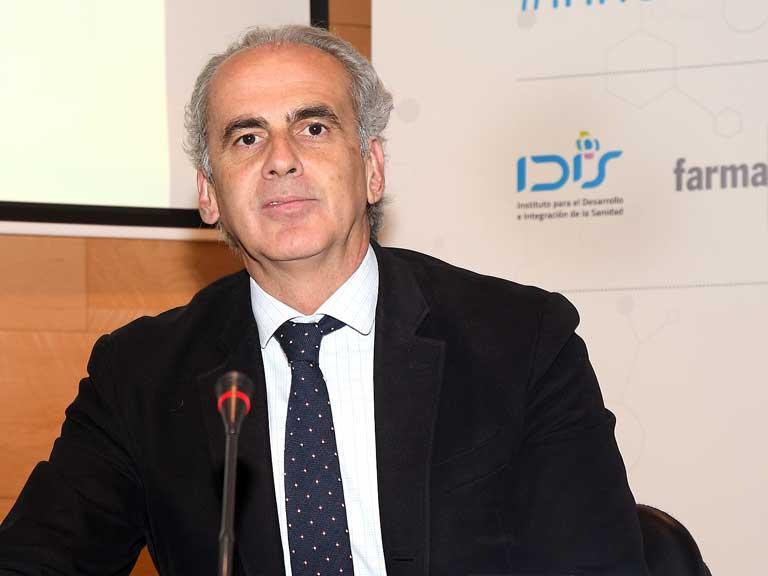 Enrique Ruiz Escudero (Consejería de Sanidad de Madrid)
