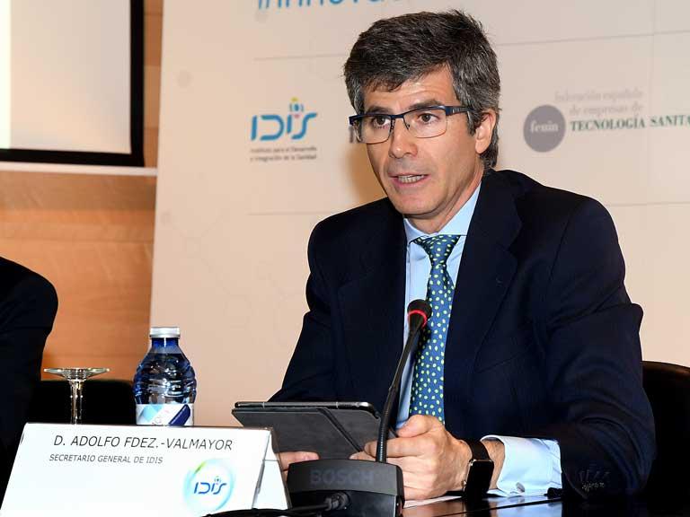 Adolfo Fernández-Valmayor (IDIS)