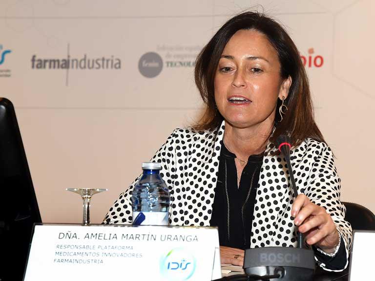 Amelia Martín Uranga (Farmaindustria)