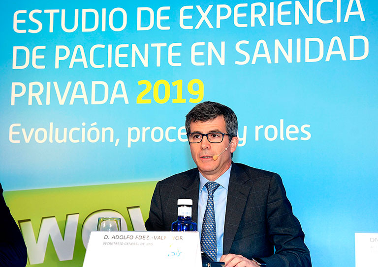 Inauguración. Adolfo Fernández-Valmayor (IDIS)