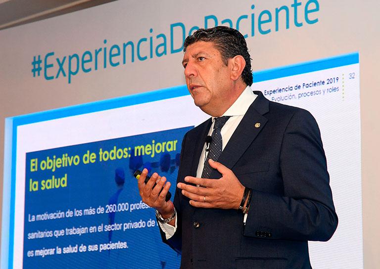 Presentación de los datos del Estudio. Manuel Vilches (IDIS)